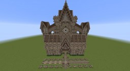 LordChristoff Manor (town). Minecraft Map & Project
