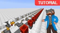 Minecraft 1.9 - Fastest Horizontal Transport Minecraft