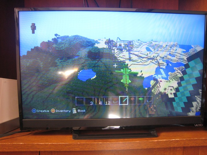 how to build a roller coaster in minecraft xbox 360