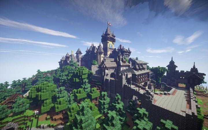 Design A Medieval Castle Online