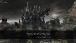 Macabre Infestation Minecraft Map & Project