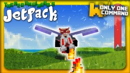 Advanced jetpack with only one command block - 1.9 creation Minecraft