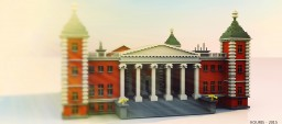 London Osterley Park Minecraft Map & Project