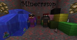 MineCramp - Elderly people play Minecraft too! Minecraft