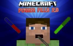 Minecraft 1.8 - Power Pills Mod v2.0 [FORGE]