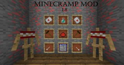 MineCramp - Elderly people play Minecraft too!