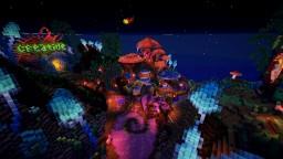 Herobrines Hub Minecraft Server