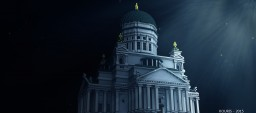 Helsinki Church Minecraft