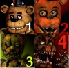All of my recent FNaF Theories [Fnaf is dark, and so is this. Beware!]