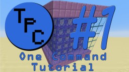 One Command Tutorial | Lesson 1: NBT, Selectors and Clocks!!! Minecraft Blog