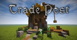 Gaelwick Trade Post [MessyMedieval] Minecraft