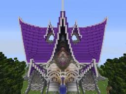 Valhalla Network Main Spawn Minecraft Map & Project