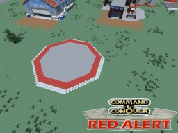 C&C Red Alert Service Depot Minecraft Map & Project