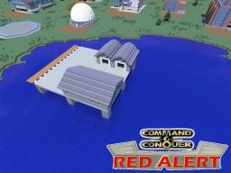 C&C Red Alert Naval Yard Allies Minecraft Project