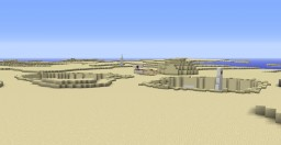 Lars Homestead (Tatooine) Minecraft Map & Project