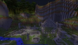 Jungle ruins escape (Adv, parkour map) Minecraft Project