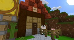 Child's Play, a cartoon texture pack REBORN! Minecraft Texture Pack