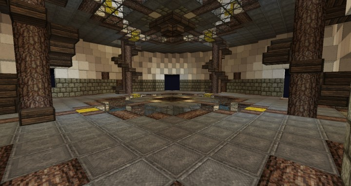 how to build aincrad in minecraft