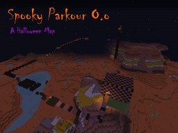 Spooky Parkour - A Halloween Map- Minecraft Map & Project