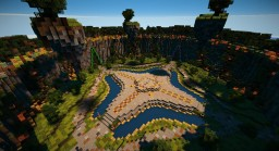 Natural / Fantasy Hub ~ Download Minecraft Map & Project
