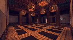 Judo Dojo Minecraft Map & Project