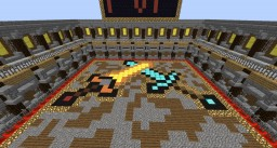 Medium PvP Arena Minecraft