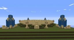 Sandstone maze Minecraft Map & Project