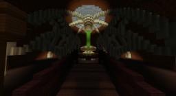 Huge Tardis Interior (2005) Minecraft
