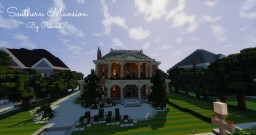 Southern Mansion - WoK Minecraft