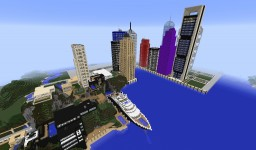 LUXECRAFT 3.O NEW CITY !!! Minecraft Map & Project