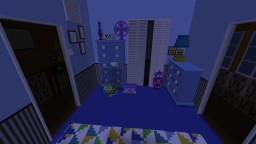 Five Nights at Freddy's 4 Minecraft Map & Project