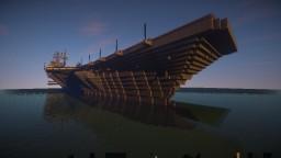 Aircraft Carrier Minecraft