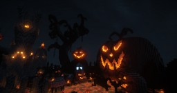 CubeCraftGames: Halloween Hub Minecraft Map & Project