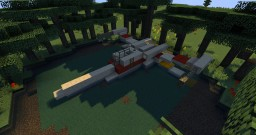 Dagobah Minecraft Map & Project