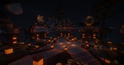 MCGamer Server Network Hub - Halloween 2015 Minecraft Map & Project