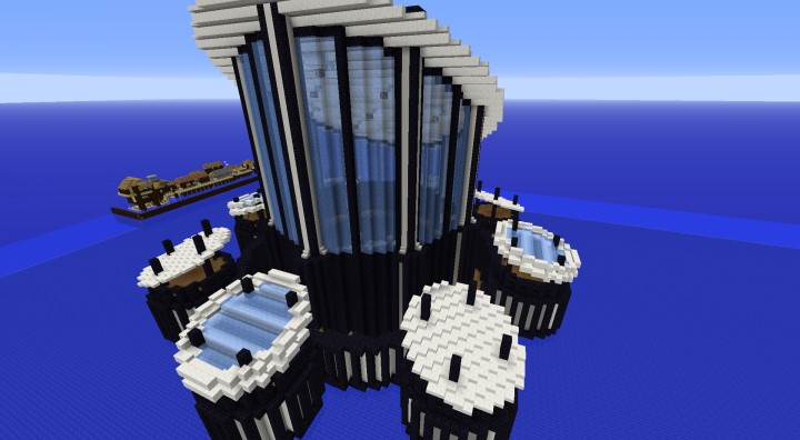 Skyblock Mob Arena