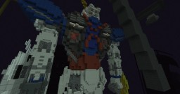 Another Gundam Minecraft Project