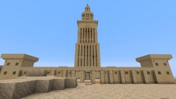 Alexandria Pharos Minecraft Project