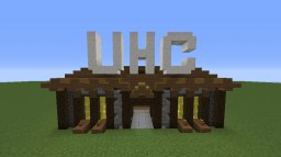 UHC Building Minecraft Map & Project