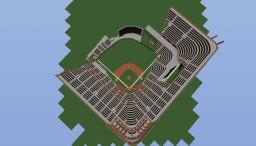 Modern Baseball Park Minecraft