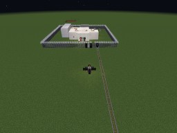 THE NOT SO LOVELY PREISON  (preview) Minecraft Map & Project