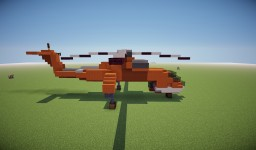 Sikorsky-64 Minecraft Map & Project