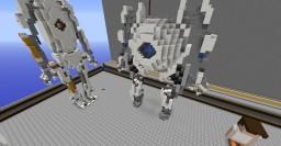 Portal land Minecraft Project