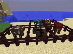 Elemental Cows Reborn V0.7 for minecraft 1.8!(needs some fresh showcases!)