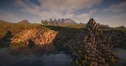Wyvern Hills // 100 Subscriber Map! Minecraft
