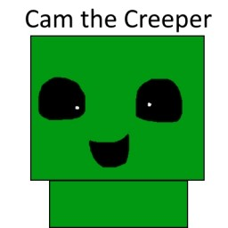 Cam The Creeper Comics Minecraft Blog Post