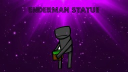 Giant Enderman Minecraft Map & Project