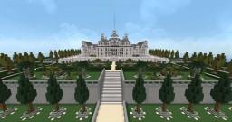 Château de Chambord Minecraft Map & Project