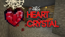 [Forge] [1.7.10] Heart Crystal 1.1.1 (Mine and gain extra hearts!) Minecraft Mod
