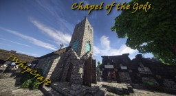Hlafton - Chapel of the Gods Minecraft